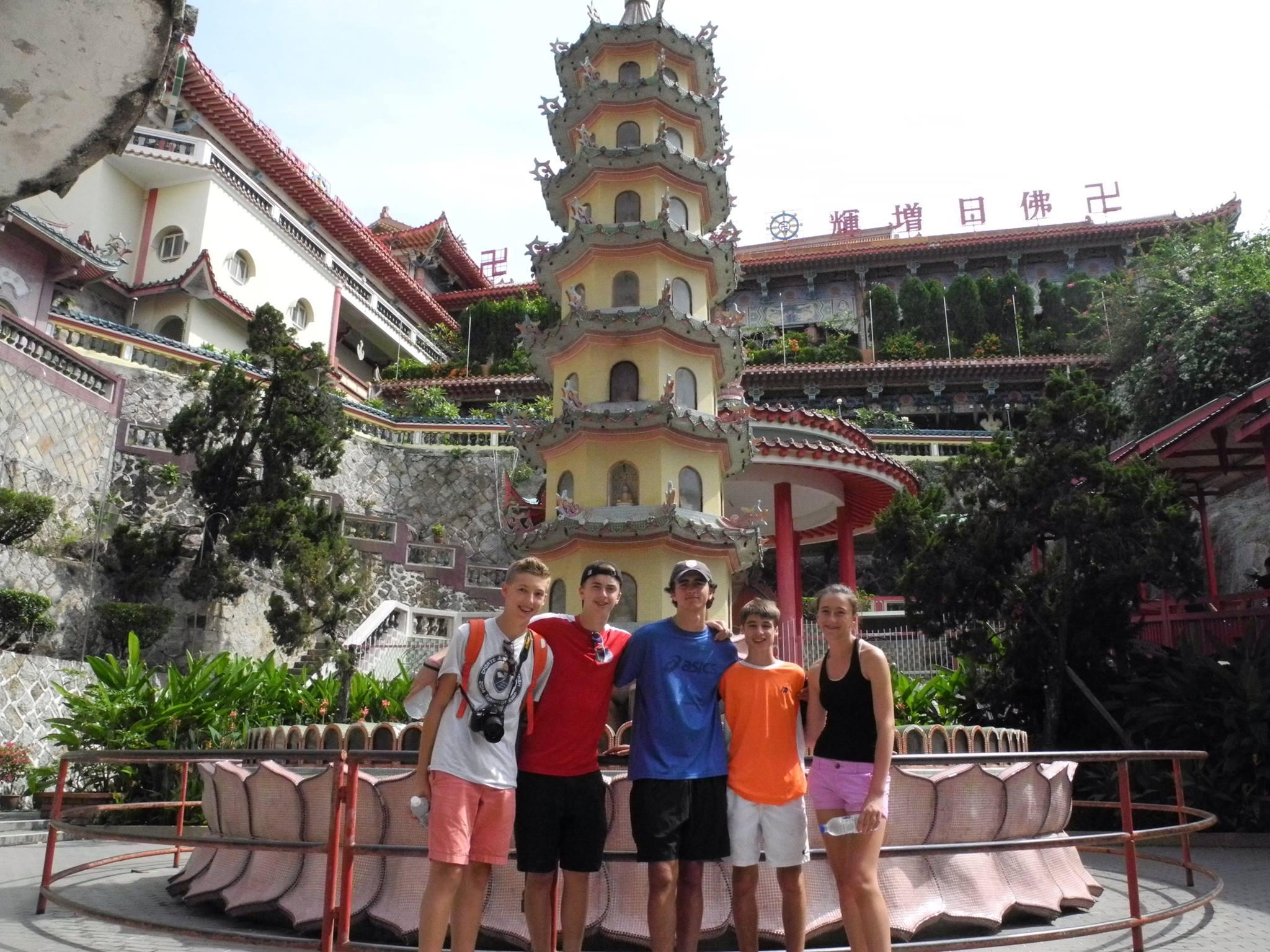 Penang - Kek lok si temple